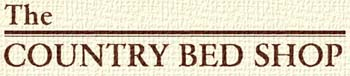 Country Bed Shop Logo